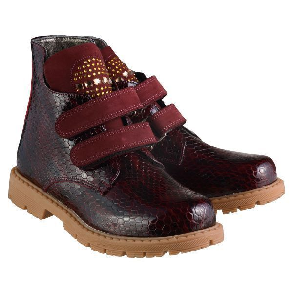 Ботинки детские Ботинки для девочек 597 ZZ-TL-37-597 цена обуви, 2017