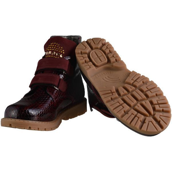 Ботинки детские Ботинки для девочек 597 ZZ-TL-37-597 купить в Интертоп, 2017