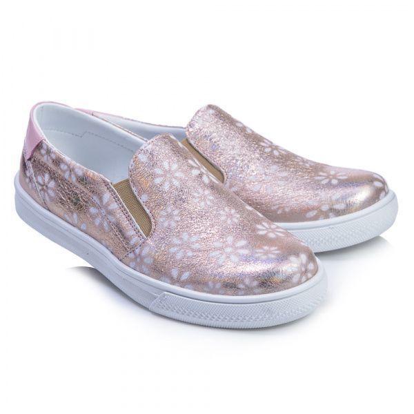 Cлипоны детские Слипоны для девочек 417 ZZ-TL-45-417 цена обуви, 2017