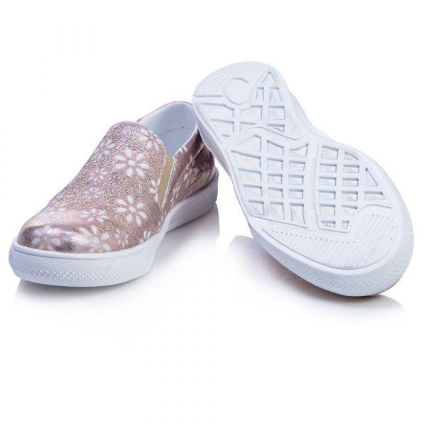 Cлипоны детские Слипоны для девочек 417 ZZ-TL-45-417 модная обувь, 2017