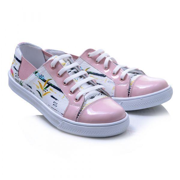 Мокасины детские Мокасины для девочек 425 ZZ-TL-45-425 брендовая обувь, 2017