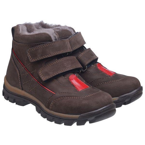 для детей Зимние ботинки для мальчиков 623 ZZ-TL-45-623 фото, купить, 2017