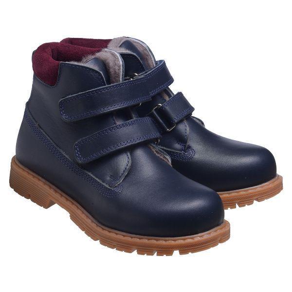 для детей Зимние ботинки для мальчиков 624 ZZ-TL-45-624 фото, купить, 2017
