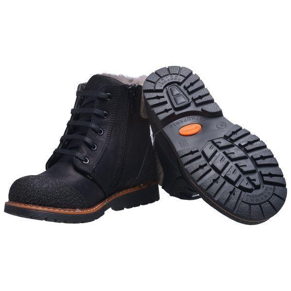 для детей Зимние ботинки для мальчиков 625 ZZ-TL-45-625 размерная сетка обуви, 2017