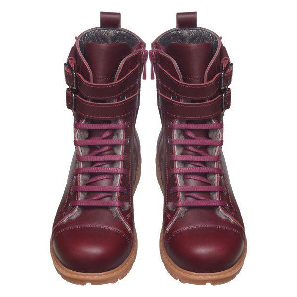 для детей Зимние ботинки для девочек 630 ZZ-TL-45-630 модная обувь, 2017