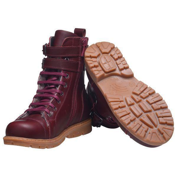 для детей Зимние ботинки для девочек 630 ZZ-TL-45-630 фото, купить, 2017