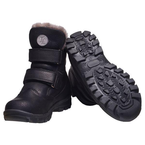 для детей Зимние ботинки для мальчиков 633 ZZ-TL-45-633 размерная сетка обуви, 2017