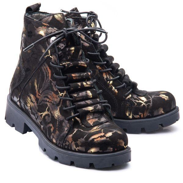 Купить Ботинки для детей Ботинки для девочек 834 ZZ-TL-45-834, Theo Leo, Коричневый