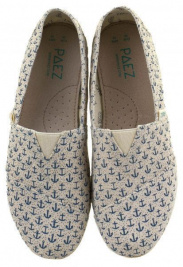 Слипоны для женщин Paez 1730201S01-300 купить обувь, 2017