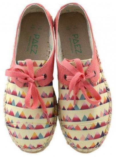 Слипоны для женщин Paez 1731304S00-504 купить обувь, 2017