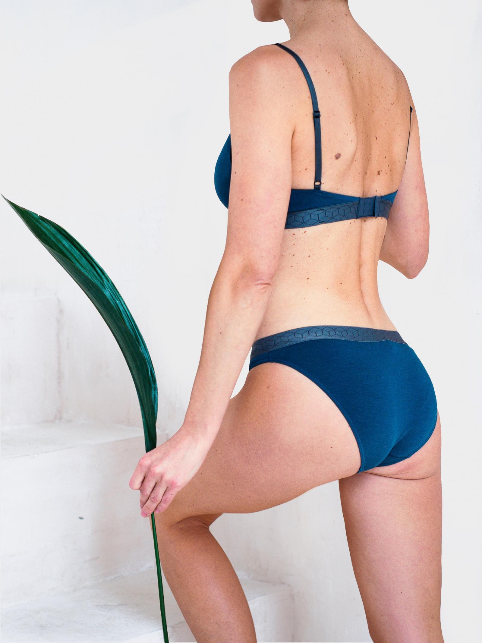 SMPL Underwear Спідня білизна жіночі модель br.w.01.darkblue ціна, 2017