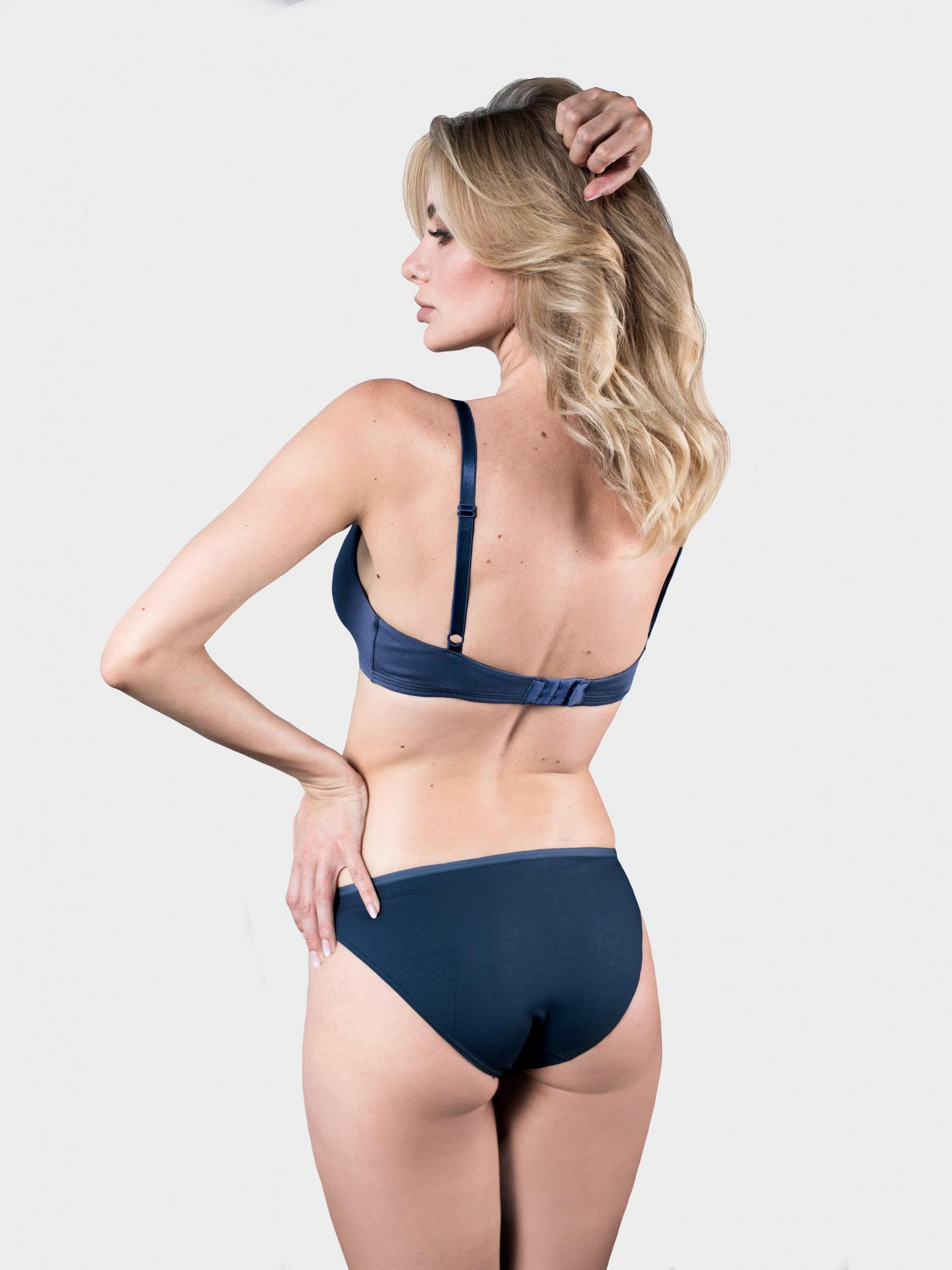 SMPL Underwear Спідня білизна жіночі модель br.w.02.darkblue ціна, 2017