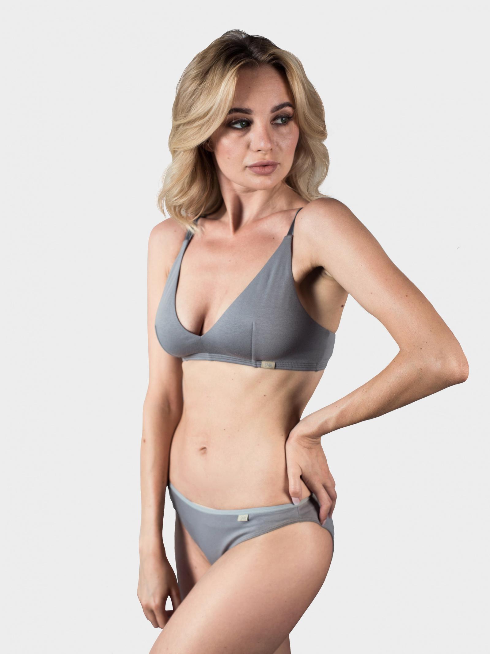 SMPL Underwear Спідня білизна жіночі модель br.w.02.grey_ , 2017