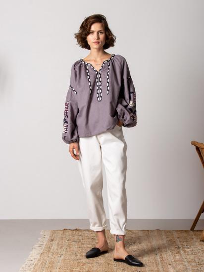 Блуза з довгим рукавом Etnodim - фото