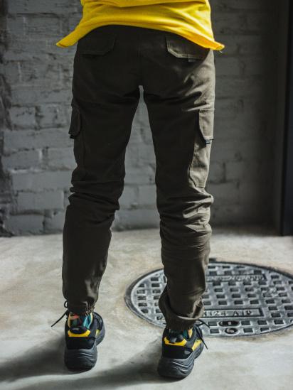 Карго Custom Wear модель cw-pant-1894 — фото 4 - INTERTOP