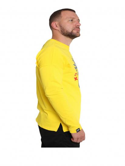 Світшот Custom Wear модель cw-swe-3746 — фото 5 - INTERTOP
