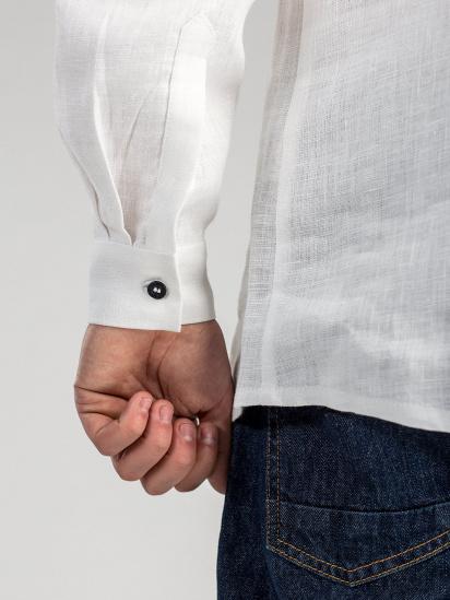 Сорочка з довгим рукавом Etnodim модель ed6-2_etnd — фото 4 - INTERTOP