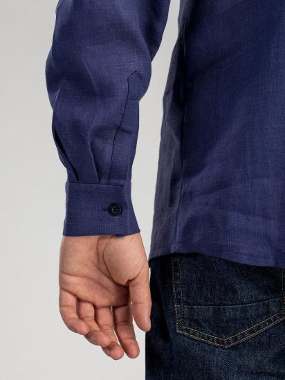 Сорочка з довгим рукавом Etnodim модель ed6_etnd — фото 5 - INTERTOP