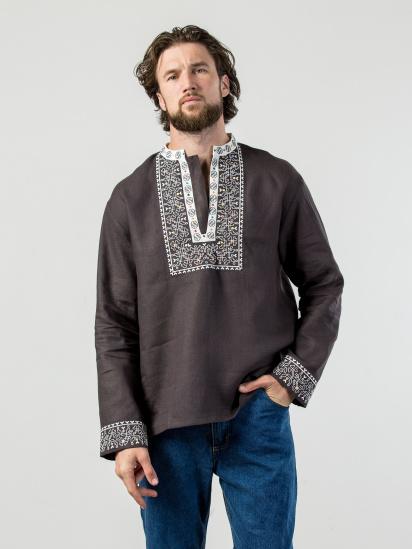 Сорочка з довгим рукавом Etnodim - фото