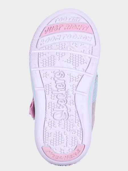 Кеды для детей Skechers KK2383 размерная сетка обуви, 2017