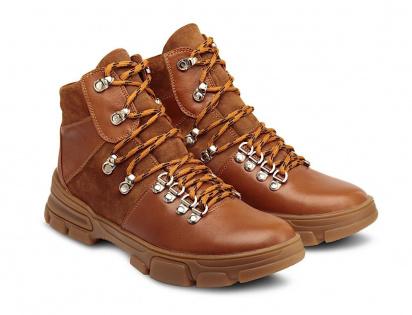Черевики зі шнурівкочеревики зі шнурівко Grace - фото