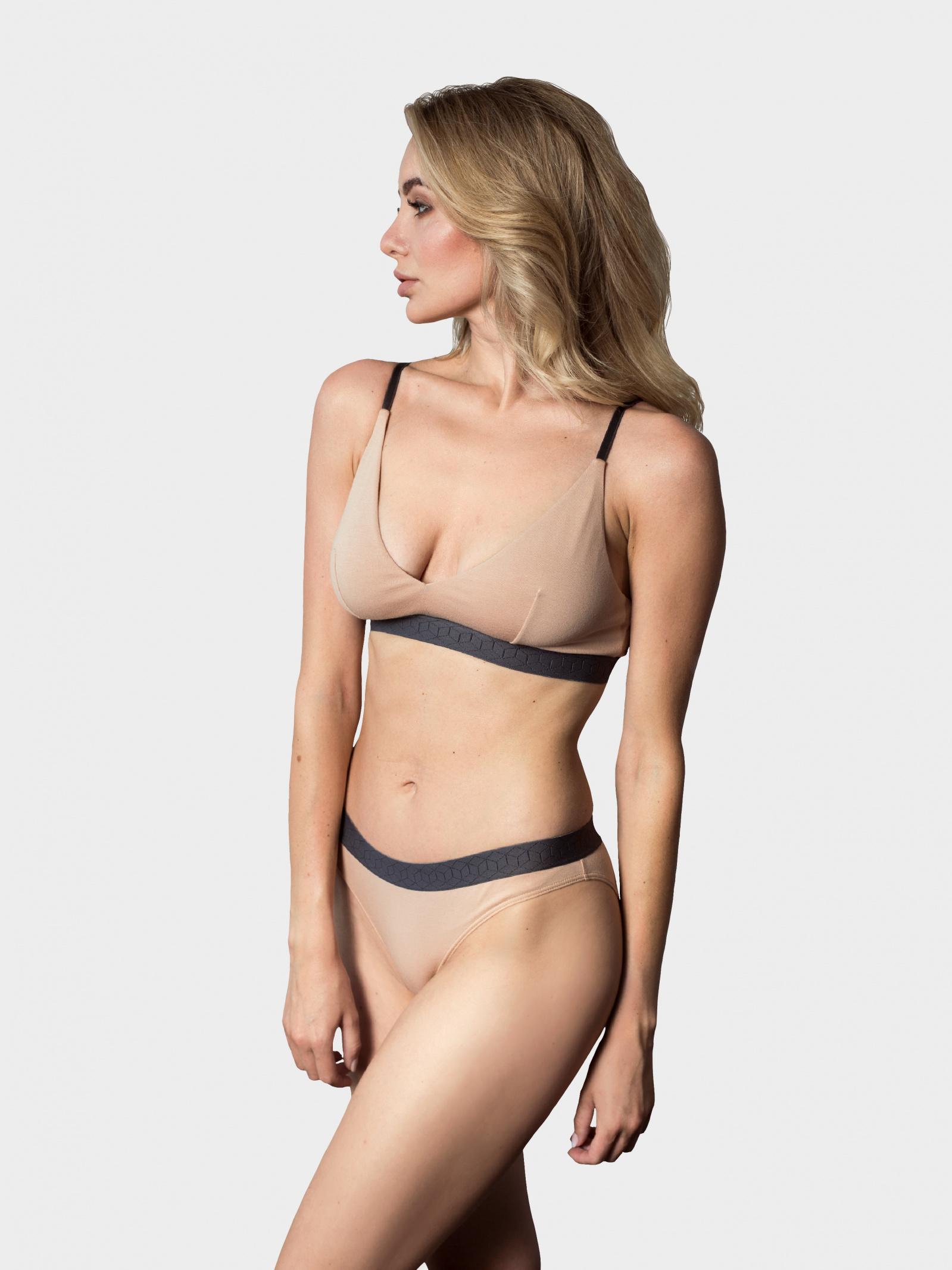 SMPL Underwear Спідня білизна жіночі модель sl.w.01.beige , 2017