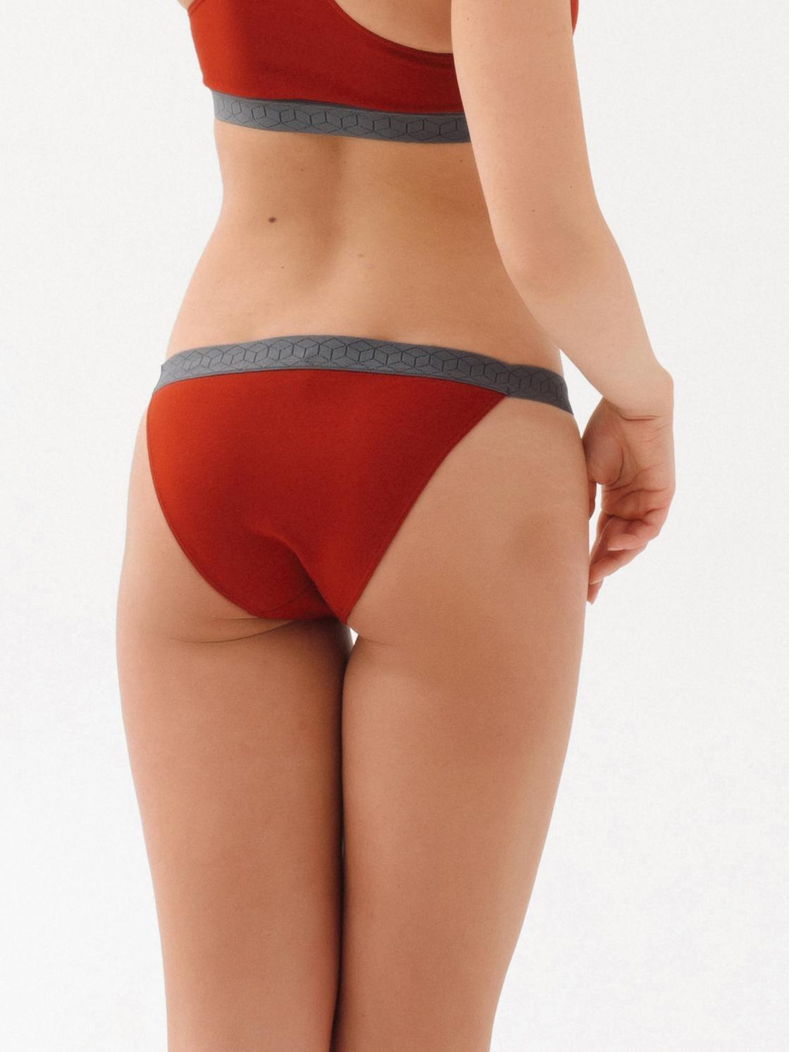 SMPL Underwear Спідня білизна жіночі модель tang.w.01.dark.red відгуки, 2017