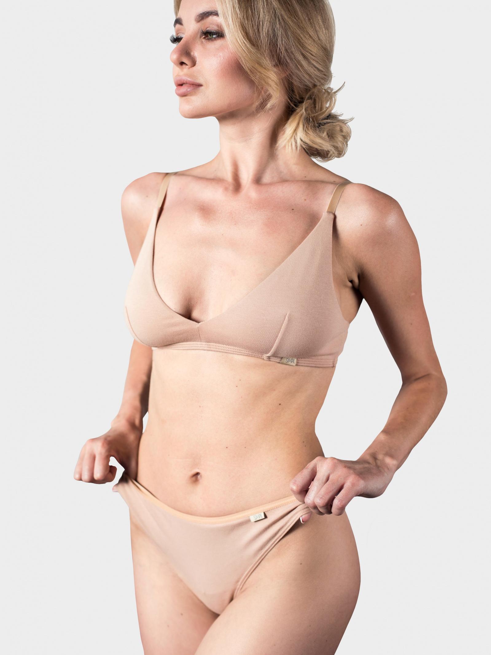 SMPL Underwear Спідня білизна жіночі модель tg.w.02.beige , 2017