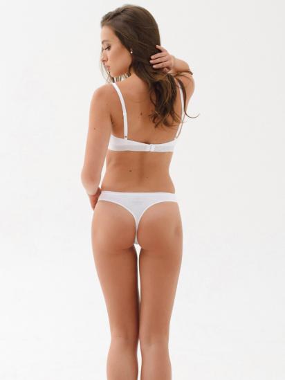 Труси SMPL Underwear модель tg.w.02.white — фото 2 - INTERTOP