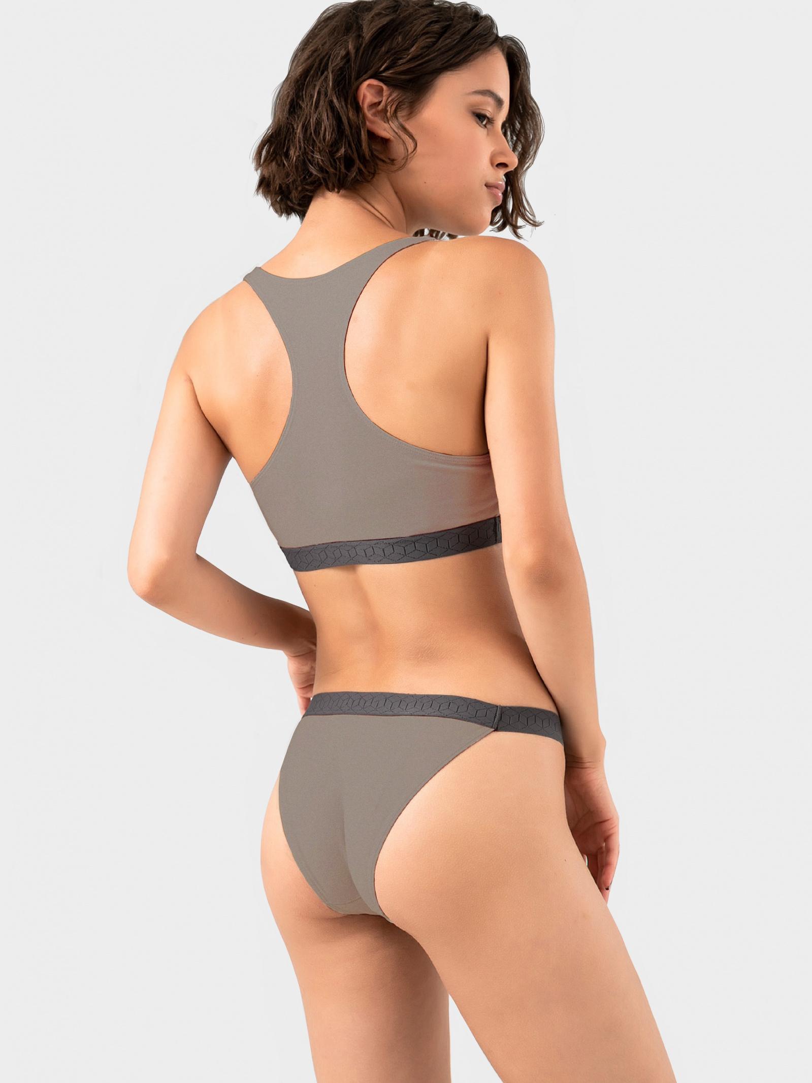 SMPL Underwear Спідня білизна жіночі модель top.w.01.grey ціна, 2017
