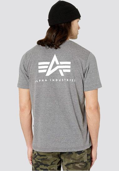 Alpha Industries Футболка жіночі модель uts49001g1_grey ціна, 2017