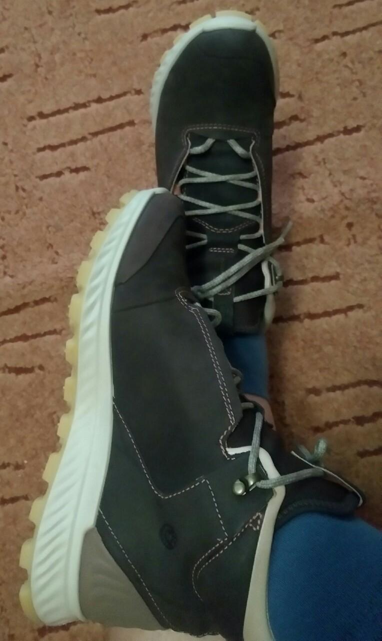 Ботинки женские ECCO модель ZW6084 - купить по лучшей цене в Киеве ... a52beefcbe221